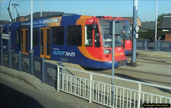 2013-09-29 Sheffield Super Tram, Sheffield, Yorkshire.  (11)224