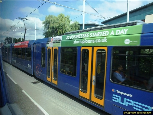 2013-09-29 Sheffield Super Tram, Sheffield, Yorkshire.  (2)215