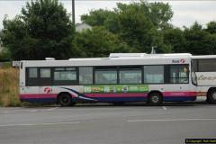 2013-08-07 Poole Bus Station, Dorset.  (12)142