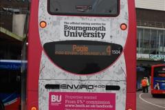 2013-08-07 Poole Bus Station, Dorset.  (15)145