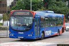 2013-08-07 Poole Bus Station, Dorset.  (2)132