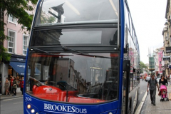 2013-08-15 Buses in Oxford, Oxfordshire. (20)169