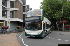 2013-08-15 Buses in Oxford, Oxfordshire. (42)191