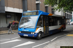 2013-08-15 Buses in Oxford, Oxfordshire. (45)194