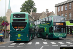 2013-08-15 Buses in Oxford, Oxfordshire. (51)200