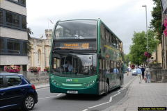 2013-08-15 Buses in Oxford, Oxfordshire. (7)156