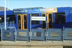 2013-09-29 Sheffield Super Tram, Sheffield, Yorkshire.  (12)225