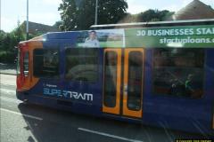 2013-09-29 Sheffield Super Tram, Sheffield, Yorkshire.  (7)220