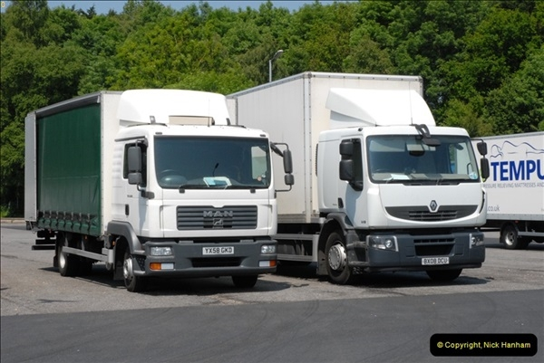 2013-06-06 M27 Motorway, Rownhams Services, Southampton, Hampshire.  (10)071
