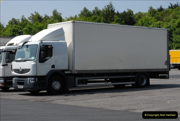 2013-06-06 M27 Motorway, Rownhams Services, Southampton, Hampshire.  (2)063