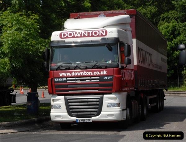2013-06-06 M27 Motorway, Rownhams Services, Southampton, Hampshire.  (3)064