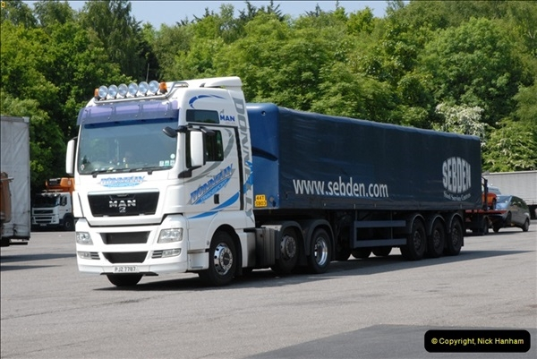 2013-06-06 M27 Motorway, Rownhams Services, Southampton, Hampshire.  (8)069