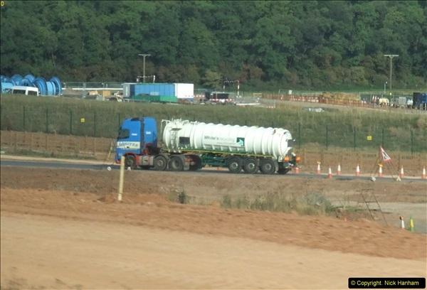 2013-09-28 Trucks in Nottinghamshire.  (11)111