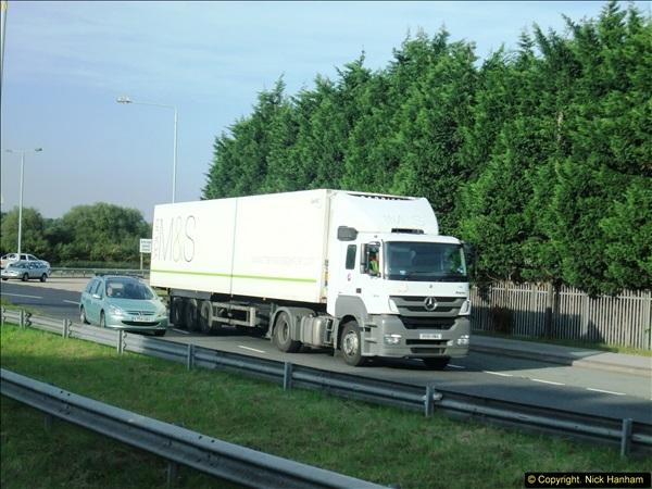 2013-09-28 Trucks in Nottinghamshire.  (17)117
