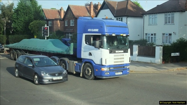 2013-09-28 Trucks in Nottinghamshire.  (18)118