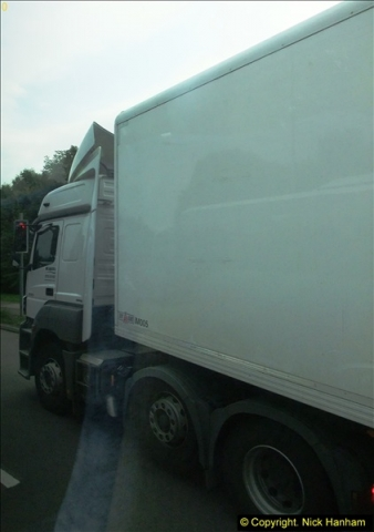 2013-09-30 Trucks in Northamptonshire.  (1)196