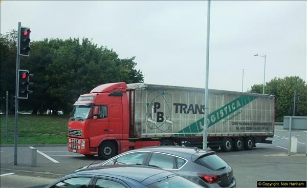 2013-09-30 Trucks in Northamptonshire.  (3)198
