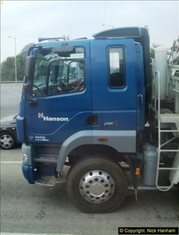 2013-09-30 Trucks in Northamptonshire.  (5)200