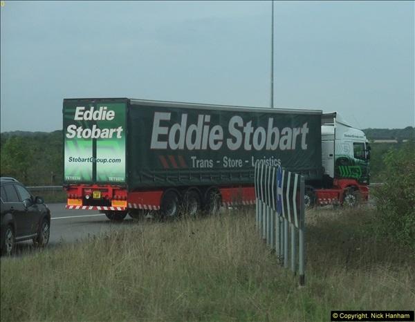 2013-09-30 Trucks in Northamptonshire.  (9)204