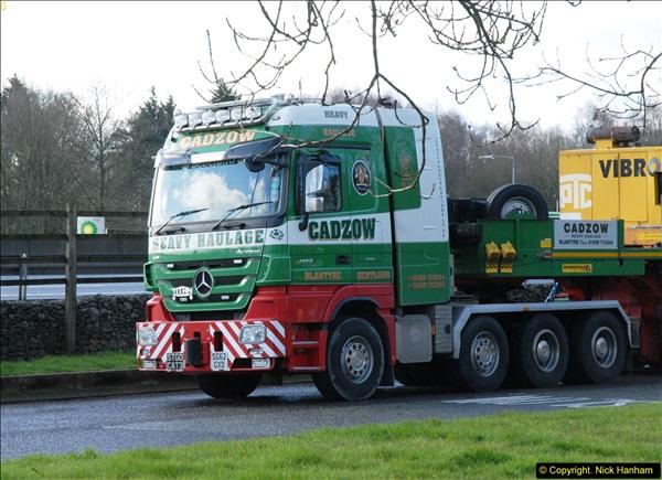 2014-02-07 At Rownhams Services M27, Southampton, Hampshire.  (2)025