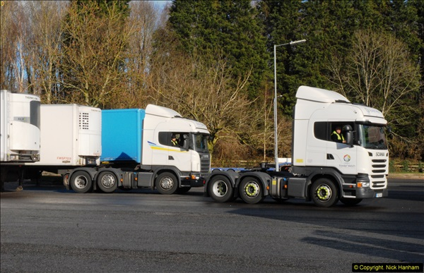 2014-02-07 At Rownhams Services M27, Southampton, Hampshire.  (5)028