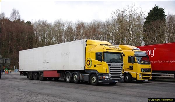 2014-03-26 Rownhams Services M27, Hampshire.  (13)059