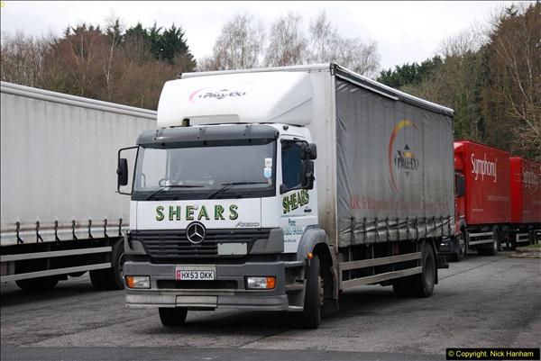 2014-03-26 Rownhams Services M27, Hampshire.  (7)053
