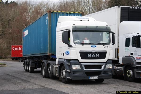2014-03-26 Rownhams Services M27, Hampshire.  (8)054