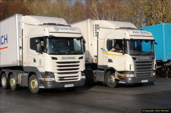2014-02-07 At Rownhams Services M27, Southampton, Hampshire.  (9)032