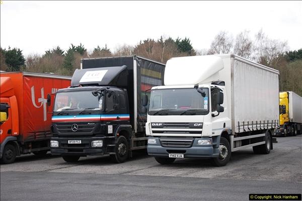 2014-03-26 Rownhams Services M27, Hampshire.  (9)055