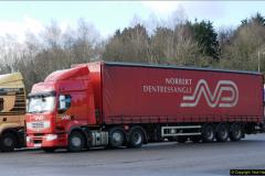 2014-02-07 At Rownhams Services M27, Southampton, Hampshire.  (12)035