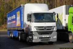 2014-02-07 At Rownhams Services M27, Southampton, Hampshire.  (7)030