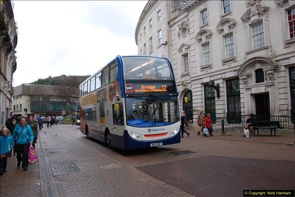 2014-01-18 Torquay, Devon.  (8)009