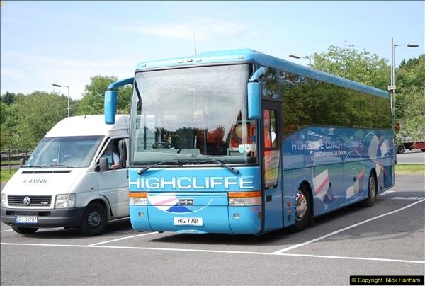 2014-07-01 M27 Eastbound Services, Rownhams, Hampshire.  (2)204