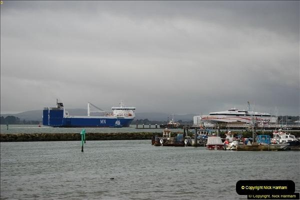 2016-02-20 MV Pelican and Poole Quay.  (14)043