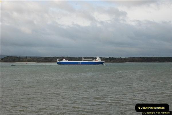 2016-02-20 MV Pelican and Poole Quay.  (2)031