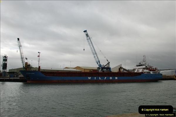 2016-02-20 MV Pelican and Poole Quay.  (21)050