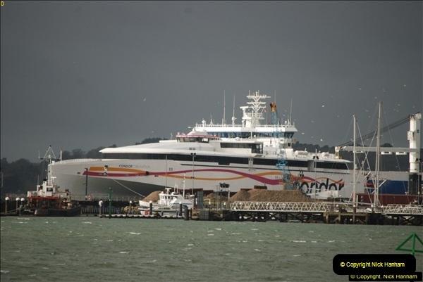 2016-02-20 MV Pelican and Poole Quay.  (24)053