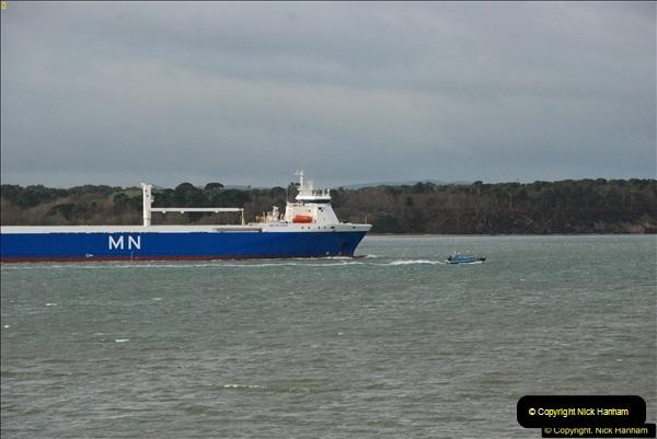 2016-02-20 MV Pelican and Poole Quay.  (4)033