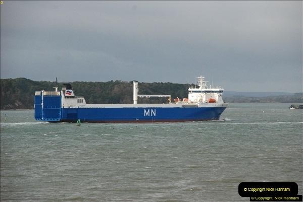 2016-02-20 MV Pelican and Poole Quay.  (6)035
