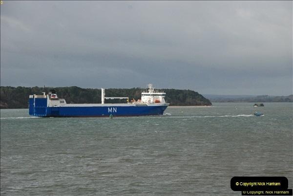 2016-02-20 MV Pelican and Poole Quay.  (7)036