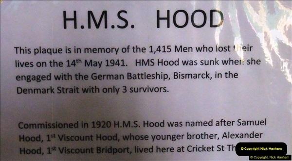2016-05-29 St. Thomas at Cricket St. Thomas, Somerset.   (3)089