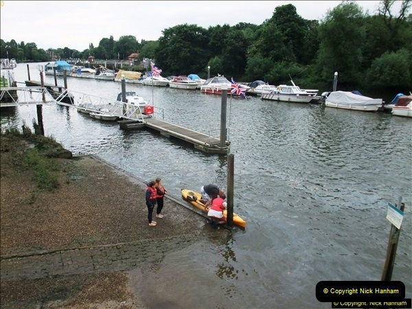 2016-06-18 Teddington Lock River Thames, Teddington, Middlesex.  (1)090