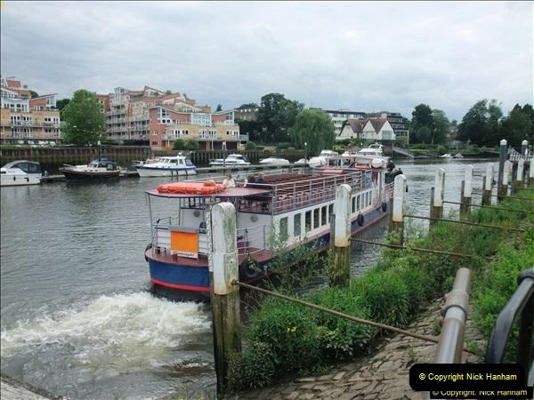 2016-06-18 Teddington Lock River Thames, Teddington, Middlesex.  (19)108