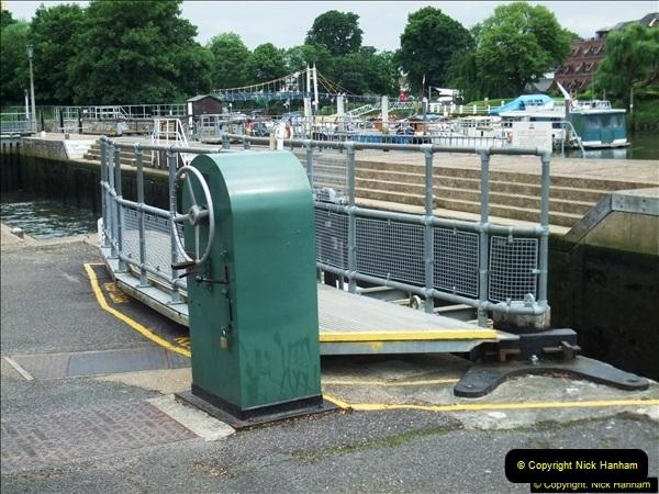 2016-06-18 Teddington Lock River Thames, Teddington, Middlesex.  (20)109
