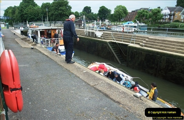 2016-06-18 Teddington Lock River Thames, Teddington, Middlesex.  (25)114