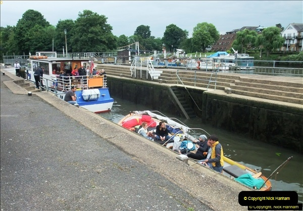 2016-06-18 Teddington Lock River Thames, Teddington, Middlesex.  (27)116