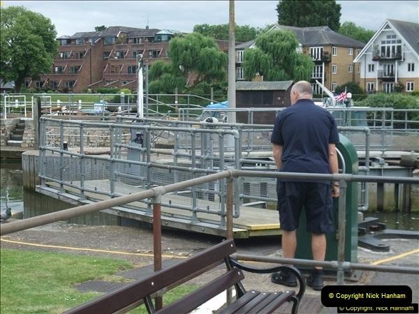 2016-06-18 Teddington Lock River Thames, Teddington, Middlesex.  (5)094