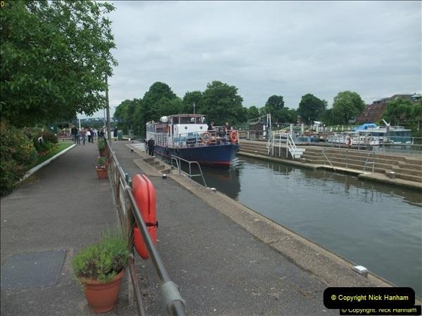 2016-06-18 Teddington Lock River Thames, Teddington, Middlesex.  (8)097