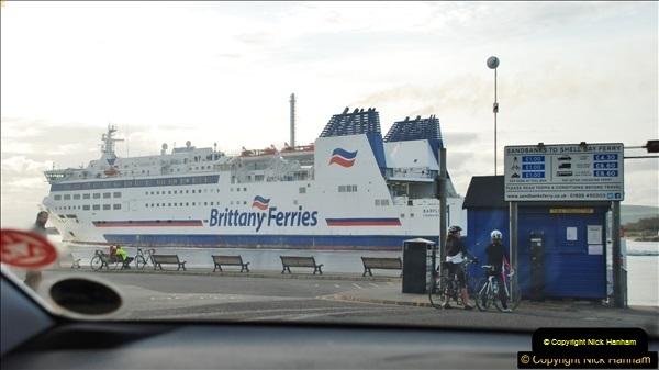 2017-10-31 Barfleur at The Ferry, Sandbanks, Poole, Dorset.  (2)185